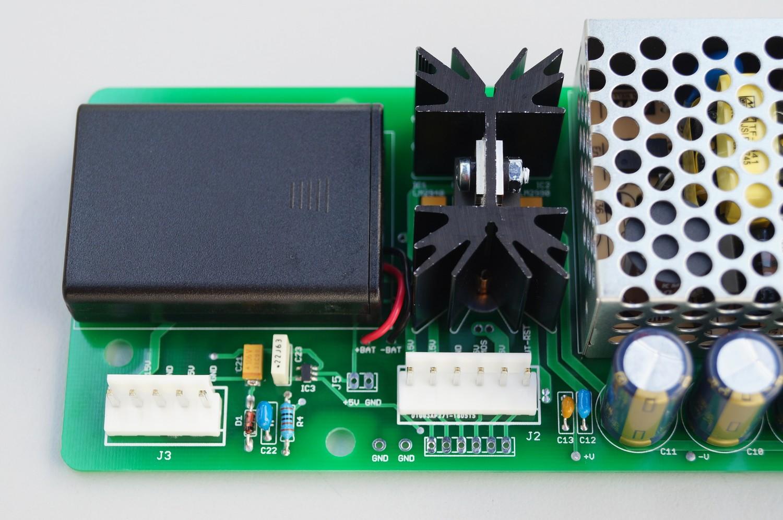 Linndrum PSU power supply replacement