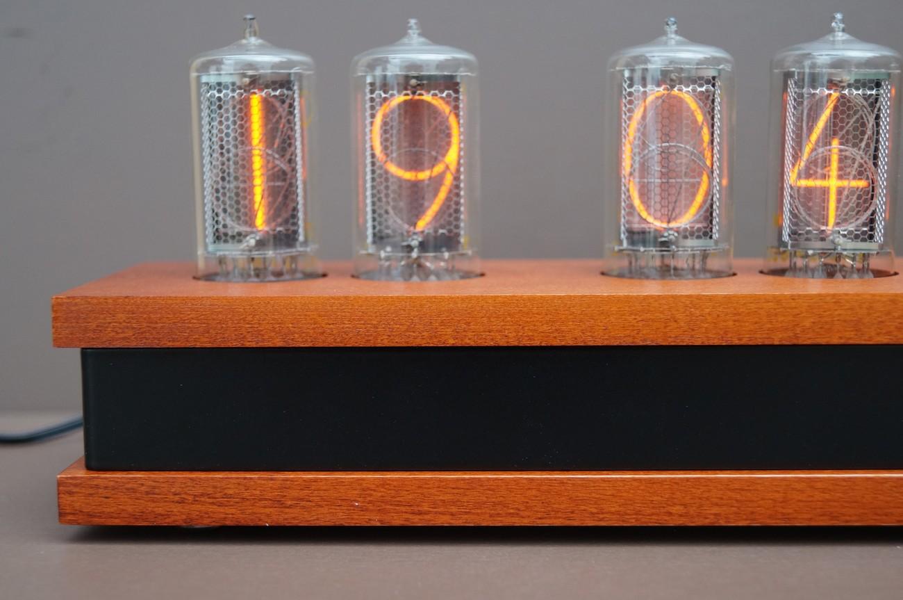 Nixie clock Z5660M | synthronics de